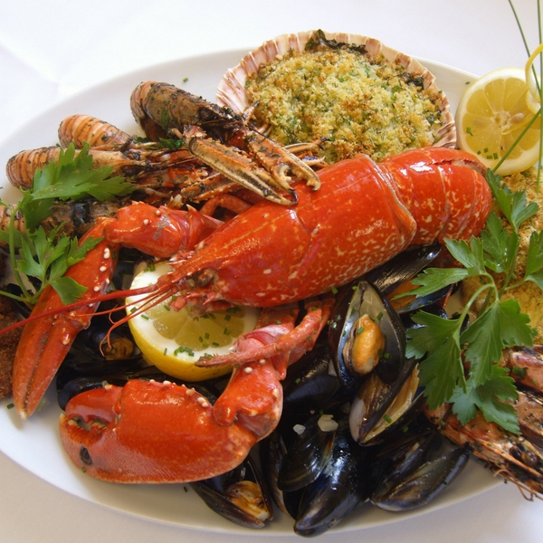 Tykes Crab and Lobster night - Thursday 16th August 2018