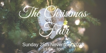 Christmas Fair - Sunday 25th November