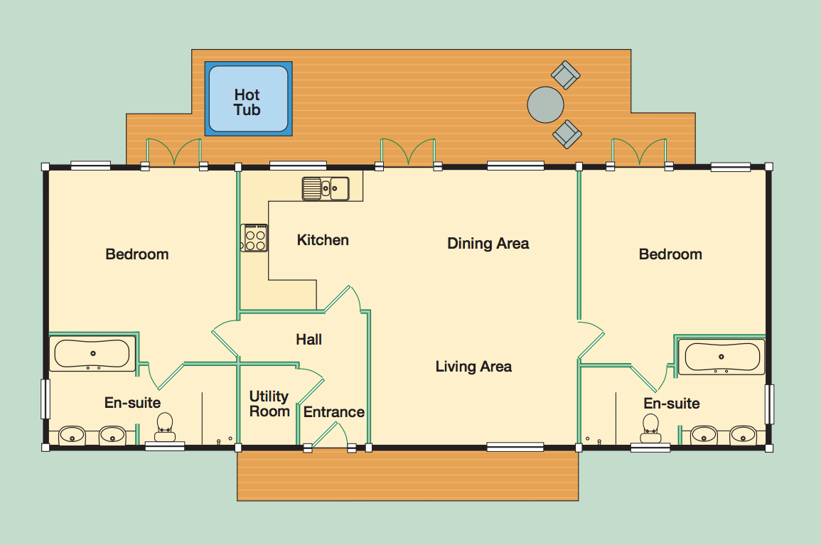 View the Gardeners Premier floorplan